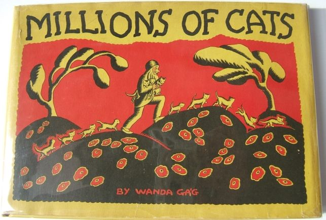 First Edition Millions Of Cats