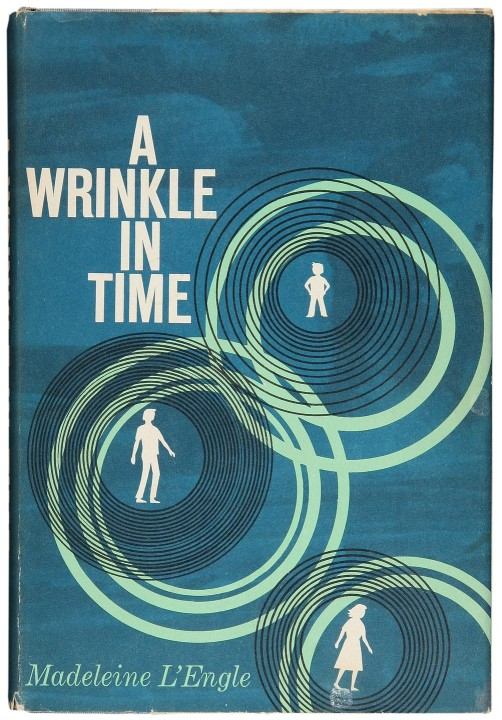 First edition book - Wrinkle In Time - Newbery Medal