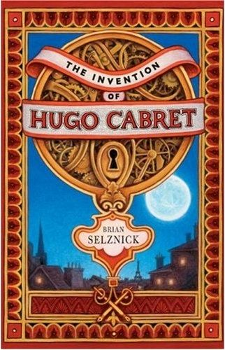 Hugo Cabret book cover image