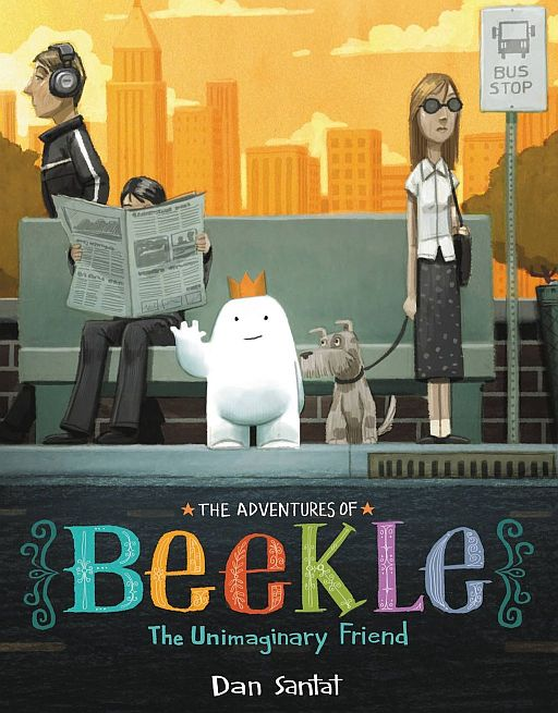 Adventures Of Beekle First Edition Caldecott Medal