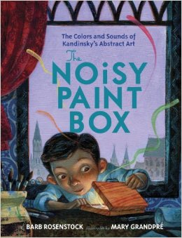Noisy Paint Box First Edition Caldecott Medal