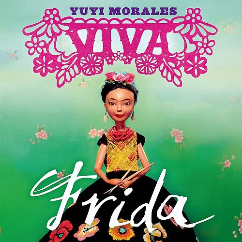 Viva Frida First Edition Caldecott Medal