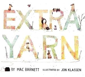 Extra Yarn First Edition Caldecott Medal