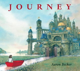 Journey First Edition Caldecott Medal