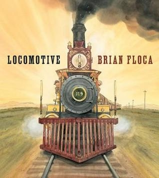 Locomotive First Edition Caldecott Medal