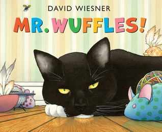 Mr. Wuffles First Edition Caldecott Medal
