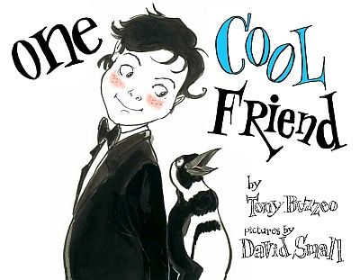 One Cool Friend First Edition Caldecott Medal