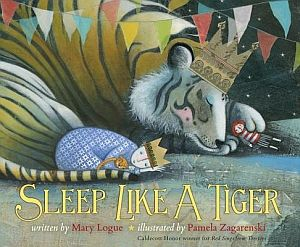 Sleep Like A Tiger First Edition Caldecott Medal