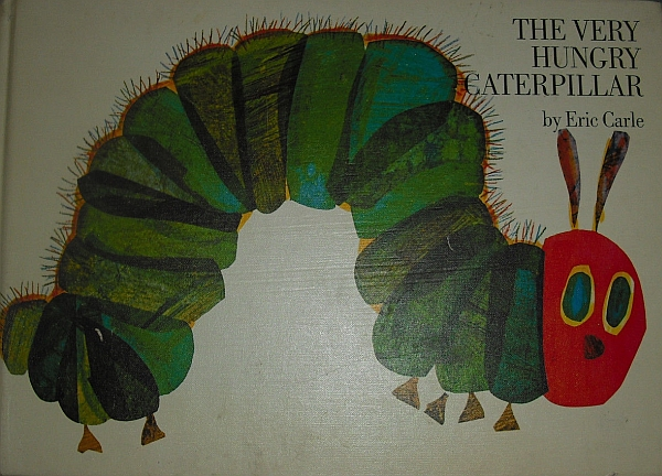 First edition identification points Very Hungry Caterpillar