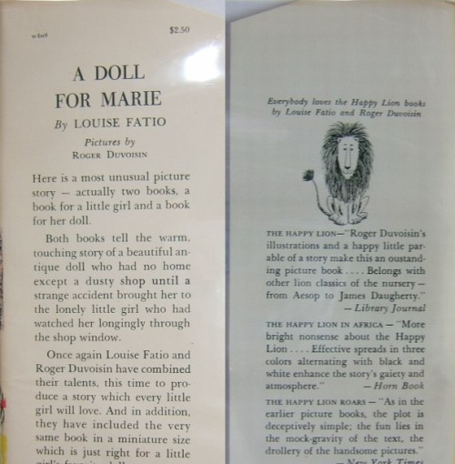 A Doll For Marie First Edition Points Of Issue