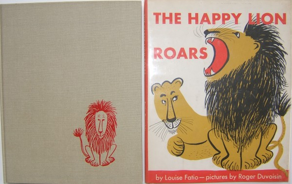 Happy Lion Roars First Edition Points of Issue