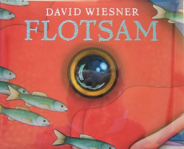 Flotsam Caldecott Medal First Edition Identification