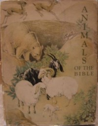 First Edition Books - Animals of the Bible