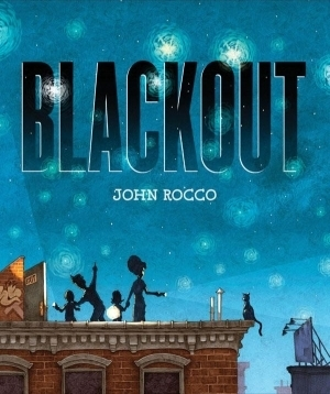 Blackout First Edition Caldecott Medal