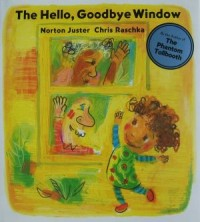 Caldecott Medal - The Hello, Goodbye Window