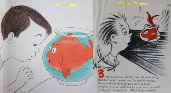 Dr. Seuss First Edition Identification - Gustav The Goldfish