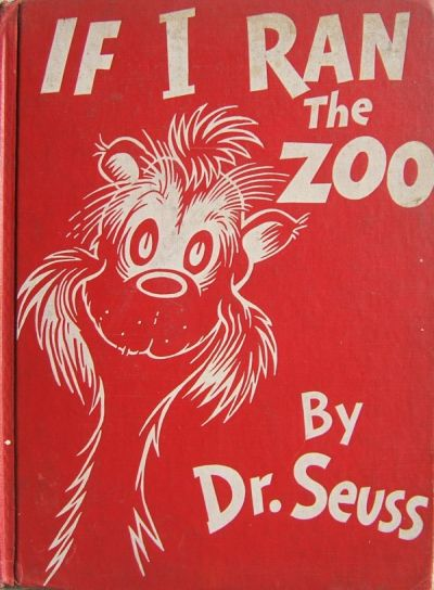 Dr. Seuss First Edition Identification Points If I Ran The Zoo