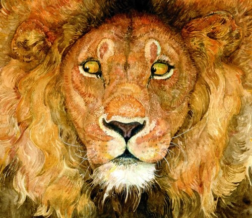 Caldecott Medal - Lion and the Mouse by Jerry Pinkney