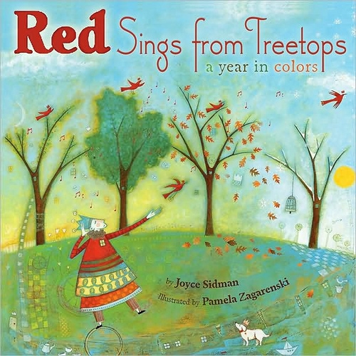 Caldecott Award - Red Sings From Treetops