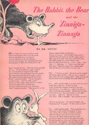 Seuss Redbook