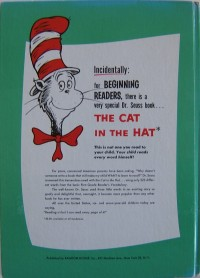 Dr. Seuss First Edition Books Points Of Issue