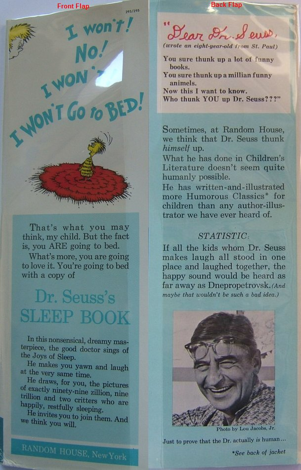 Identifying First Edition Dr. Seuss books