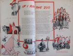 Seuss Redbook - If I Ran The Zoo