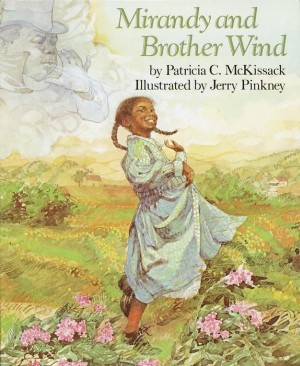 Caldecott Honor - Mirandy and Brother Wind