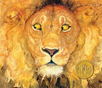 Caldecott Medal - Lion and the Mouse