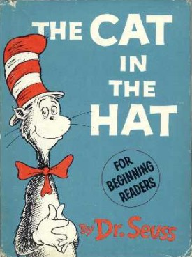 First Edition Cat In The Hat